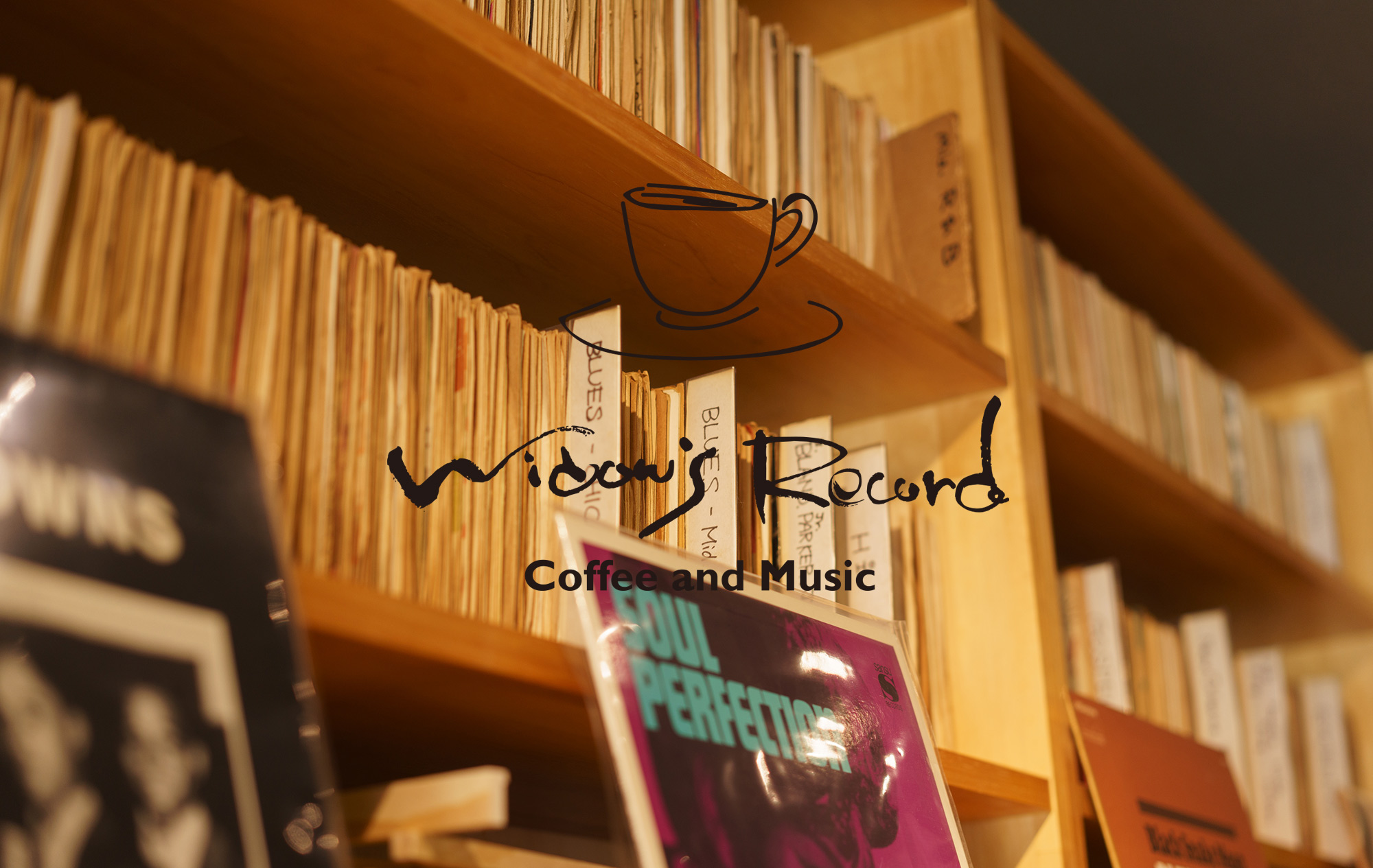Coffee & Music  widows Record